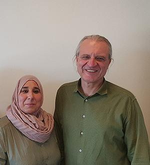 Gerrit Loots en de Jihad van de Moeders winnen de Prijs voor Mensenrechten 2019